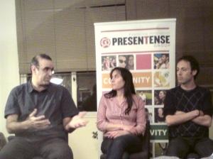 panel at presentense