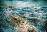splitting of the sea